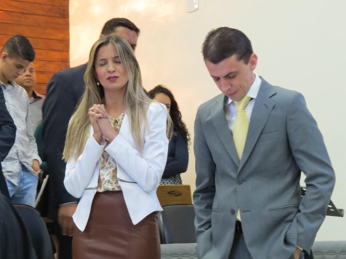 Aniversário do Pastor Marciano