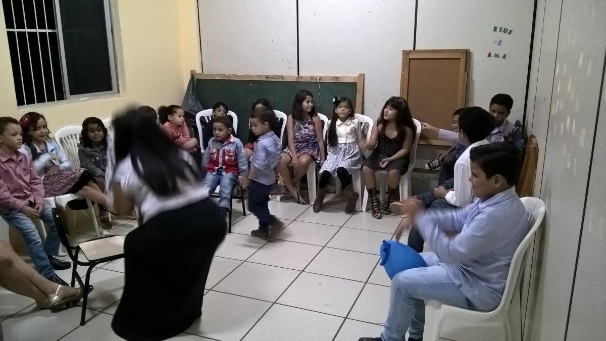 Culto Infantil - ADTO